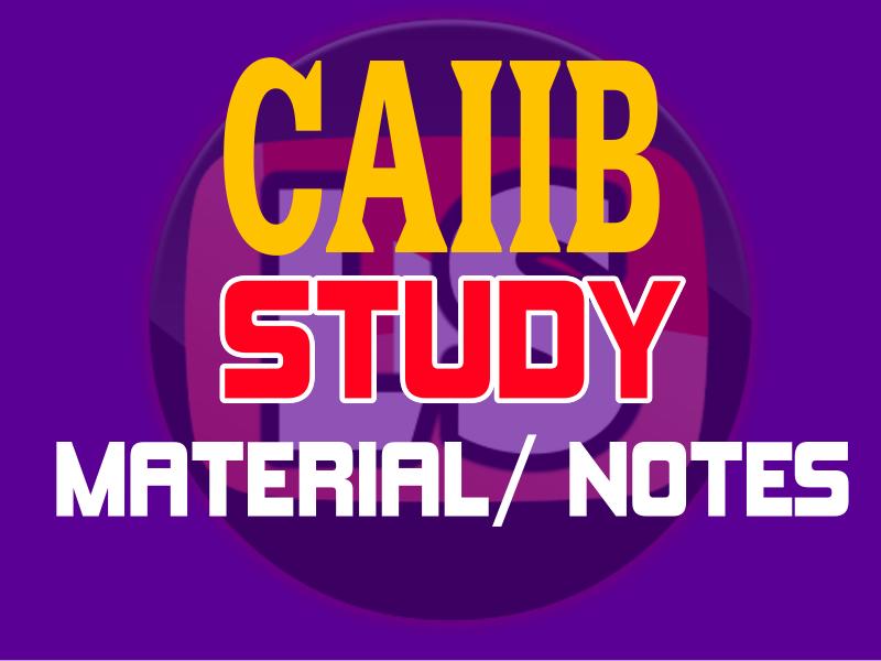 Free material for JAIIB and CAIIB exams | VISUALLY ...